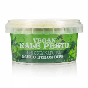 Naked Byron - Basil Pesto