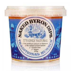 Naked Byron - Hoummus