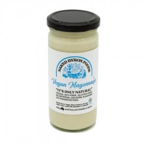 Naked Byron - *NEW SIZE* Vegan Mayonnaise 235ml x 6 Carton ( Refrigerated Produc