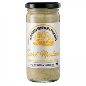 Naked Byron - Vegan Sweet Mustard Mayo