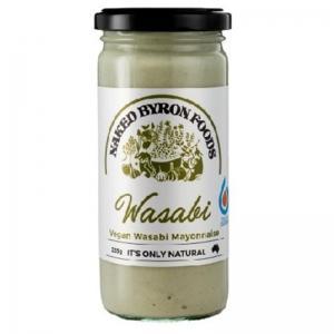 Naked Byron - Vegan Wasabi Mayo