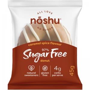 Noshu - Caramel Spice Donut
