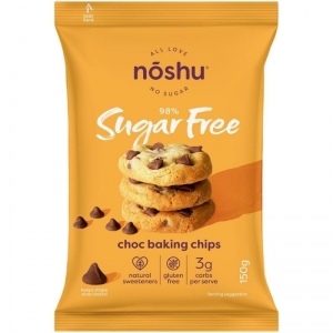 Noshu - Milk Choc Baking Chips