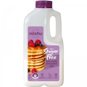 Noshu - Low Carb Pancake Mix 240g x 6 (Carton)