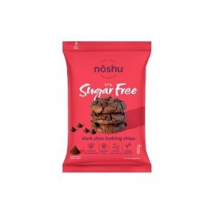 Noshu - 97% Dark Choc Baking Chips 150g x 8 (Carton)