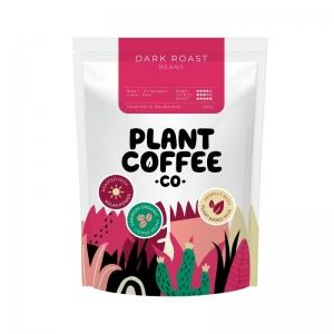 Plant Coffee Co. - *NEW* BEANS Dark Coffee 250g (Green)