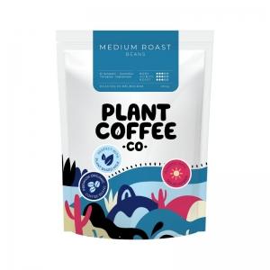 Plant Coffee Co. - *NEW* Medium Coffee Beans 250g (Blue)