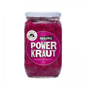 PowerKraut - Moroccan Cumin Kraut 625g