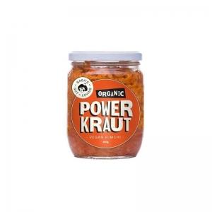 PowerKraut - Korean Kimchi 450g x 6 (Carton)