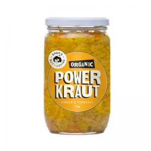 PowerKraut - Ginger and Turmeric 645g