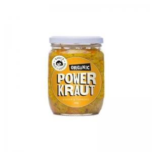 PowerKraut - Ginger and Turmeric 450g