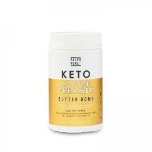 Paleo Pure - Keto Coffee Creamer - Butter Bomb