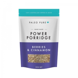 Paleo Pure  - Power Porridge Berries & Cinnamon