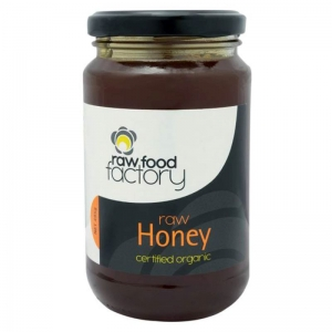 RFF - Organic Raw Honey 495g