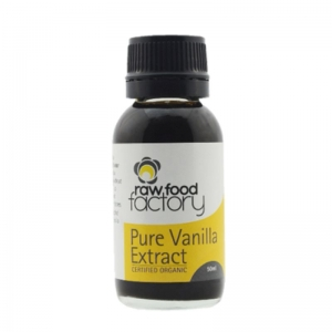 RFF - Organic Pure Vanilla Extract 50ml