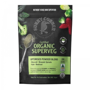 Sunny Corner - Organic Superveg