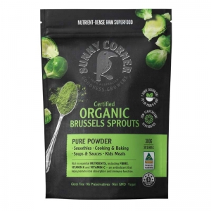 Sunny Corner - Brussel Sprouts Organic 150g