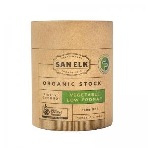 San Elk Veg Low Fodmap Stock