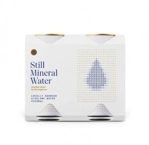 Strange Love - *NEW* Still Mineral Water 330ml CANS 6 x 4pk (24) (Carton)