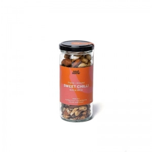 Soulsome Foods - *NEW* Sweet Chilli Nuts 120g x 6 (Carton) (SSSWE120)