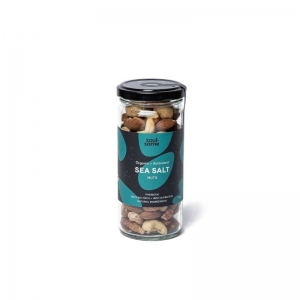 Soulsome Foods - *NEW* Sea Salt Nuts 120g x 6 (Carton) (SSSEA120)