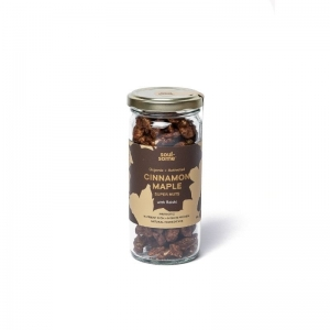 Soulsome Foods - *NEW* Cinnamon Maple Nuts 100g x 6 (Carton) (SSCIN100)