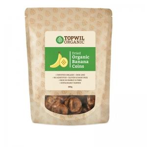 TopWil - Organic Dried Banana Coins