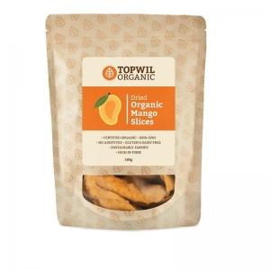 TopWil - Organic Dried Mango Slices