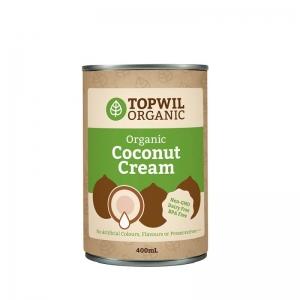 TopWil - Organic Coconut Cream