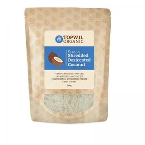 TopWil - Organic Desiccated Coconut Shredded
