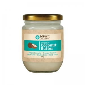 TopWil - Organic Coconut Butter 200g x 6