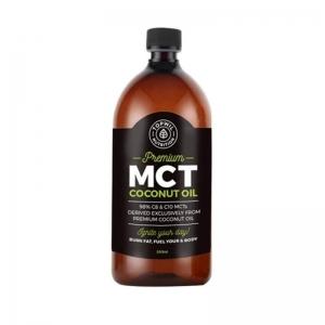 Topwil - Organic MCT Coconut Oil