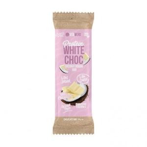 Vitawerx - White Choc Coconut Rough Bar 35g x 12