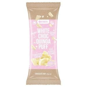 Vitawerx - White Choc Quinoa Puff Bar 35g x 12