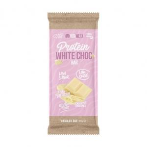 Vitawerx - White Chocolate Bar 100g x 12