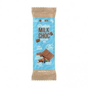 Vitawerx - Milk Choc Fruit & Nut Bar 35g x 12