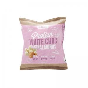 Vitawerx - White Choc Coated Almonds 60g x 10