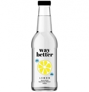 Way Better -  Lemon Sparkling Water