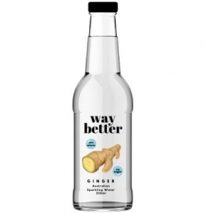 Way Better - Ginger Sparkling Water