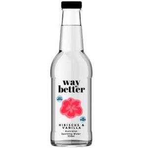 Way Better - Hib + Vanilla Sparkling Water